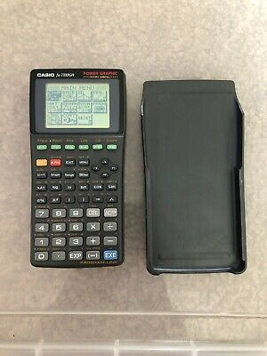 Casio fx-7700GH Graphic Scientific Calculator