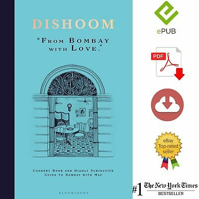 Dishoom from bombay with love cookery plus a gift p-d-f