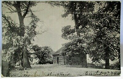 1910 Postcard Friend's Meeting House Catawissa Pa
