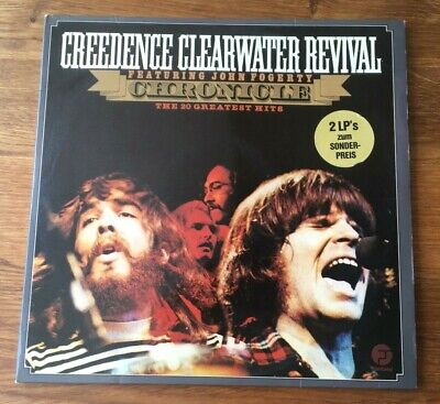 CREEDENCE CLEARWATER REVIVAL - Chronicle: The 20 Greatest Hits - Vinyl (2xLP)