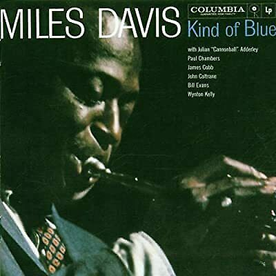 Kind Of Blue, Miles Davis, Used; Good CD