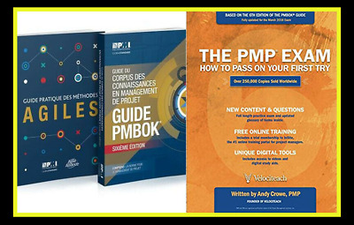 The PMP Exam 6TH AND PMBOK PMI Guide 6th 2018 And Agile Practice Guide [P.D.F]
