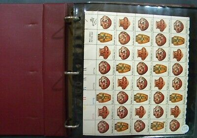 drbobstamps US MNH Postage Sheets Collection (See Description) Face $305