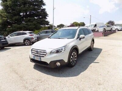Subaru Outback 2.0D-S Lineartronic Unlimited