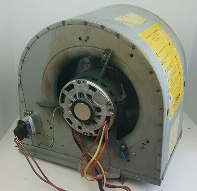 Coleman Mobile Home Furnace Variable Speed Blower Motor And Fan Housing Tested