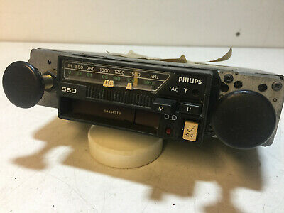 Philips   Oldtimer   Autoradio   5 6 0