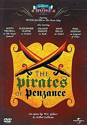 The Pirates of Penzance [DVD] [1982], , Used; Very Good DVD