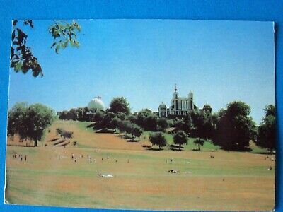 "Old Royal Observatory, Greenwich, 4.25"" x 5.75"" Used Postcard"