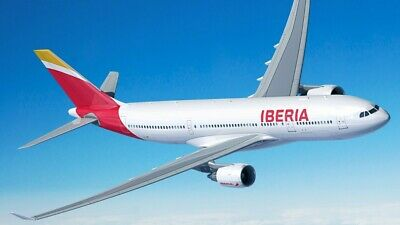 Iberia Airlines Travel Voucher for $361.24 expires June 30, 2021