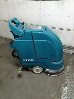 Tennant Floor Maintenance Machine 5100 609139 Batteries Included but Untested