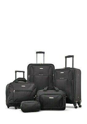 American Tourister Five (5) Piece Spinner Luggage Set FREE SHIP