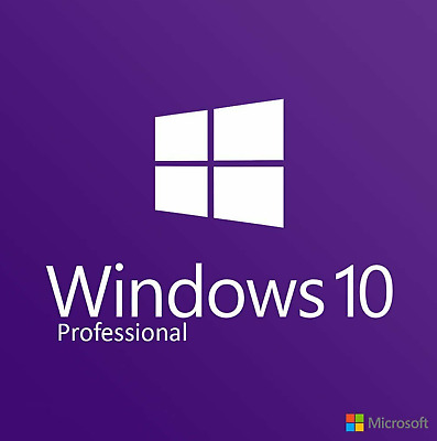 Windows 10 Pro Professional Genuine License Key 🔑 Instant Delivery All Language