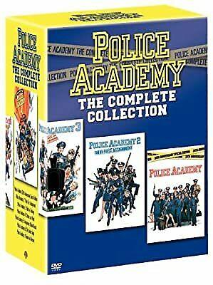 Police Academy - The Complete Collection (7 Disc Box Set) [1984] [DVD], , New DV