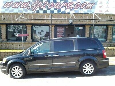 Chrysler Grand Voyager Grand Voyager 2.8 CRD DPF Limited