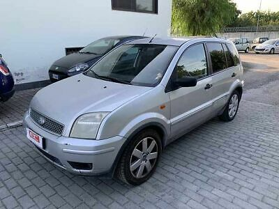 Ford Fusion 1.4 TDCi 5p. Leather