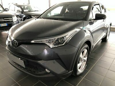 TOYOTA C-HR 1.2 Turbo CVT 4WD Active