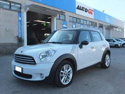 MINI Cooper D Countryman Mini 2.0 Automatica Navi