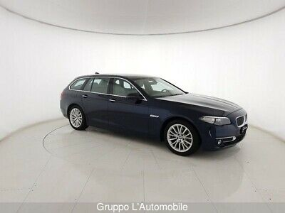 BMW Serie 5 Touring Serie 5 F11 Touring 520d touring Luxury 190cv