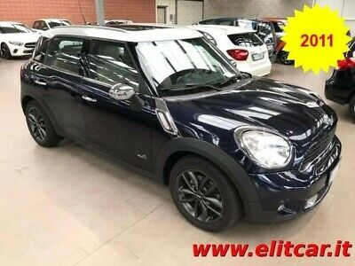 MINI Cooper SD Countryman Mini ALL4