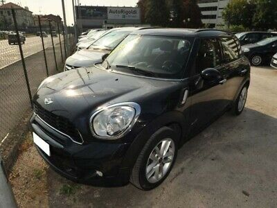 MINI Countryman Mini Cooper SD Countryman ALL4 Automatica