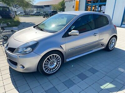 Renault Clio III RS Sport Phase I silber-met. EZ 08/2006 157280km guter Zustand
