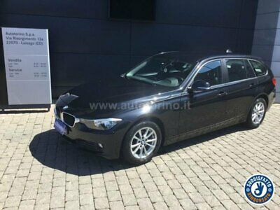 BMW Serie 3 Touring 318 318d Touring Business auto