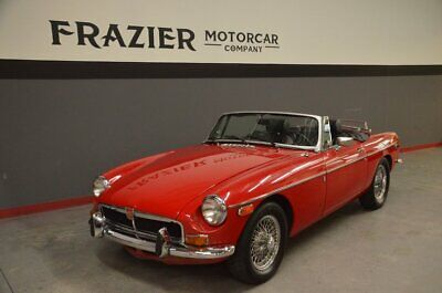 1976 MG MGB  UPGRADED,RECONFIGURED OUTLAW 76 MGB  CHROME BUMPERS and 5 SPEED TRANSMISSION.