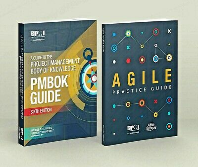 (P.D.F) PMBOK 6th Edition+Agile Practice Guide+ Fast Dilevery (P.D.F)
