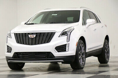 2020 Cadillac XT5 MSRP$62865 XT5 AWD Premium Sunroof GPS White 4WD New Luxury SRX4 4X4 Heated Cooled Leather Crystal Navigation Camera 19 2019 20