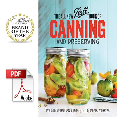 The All New Ball Book of Canning and Preserving: Over 350 of the ....[ PÐF ]