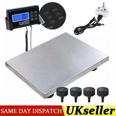 Heavy Duty 660LB 300KG Industrial Platform Postal Parcel Weighing Large Scale