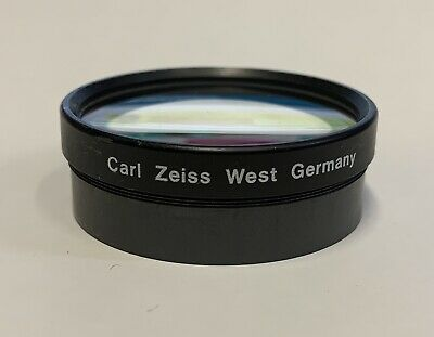 Carl Zeiss 250mm Or 200mm Surgical OPMI Microscope Objective Lens 48mm Thread