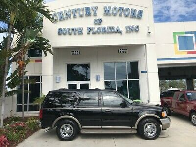 2000 Ford Expedition  Limited Slip Differential 5.4L V8 Tow Package 8 Passenger Leather