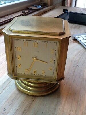 Vintage Concord 8 Day Weather Station Clock