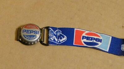 Pepsi Belt with Bottle Cap Buckle