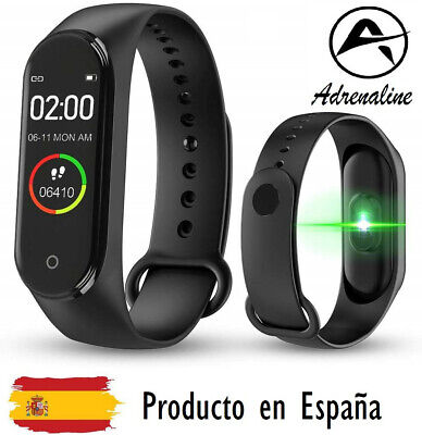 Mi Band 4 Reloj Inteligente Band SmartWatch (M4) Android IOS + (APP)