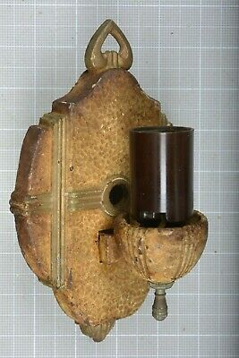 M.E.P. INC. Antique Wall Sconce  From 1920'S