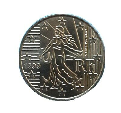 1999 France 10 Cent Euro