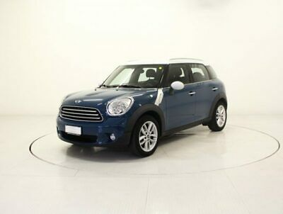 MINI Countryman Serie Mini Cooper D ALL4 Automatica