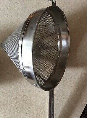 Professional Stainless Steel Large Strainer Sieve