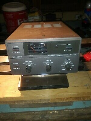 Kenwood Automatic Antenna Tuner AT-250