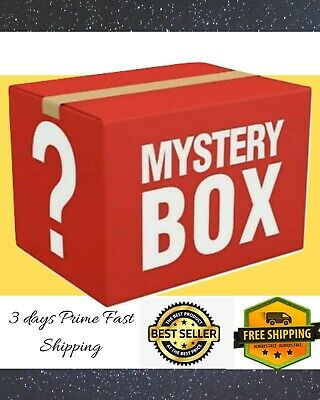 Mystery Box–Could Be–Electronics, Pokemon Cards, GiftCard, Clothes, Funko & More