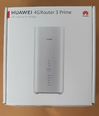 Huawei B818-260 LTE Router ohne Simlock 4G Router 3 Prime