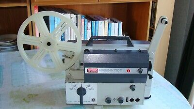 Eumig Mark-S-710D Sound Projector For All 8mm Gauges