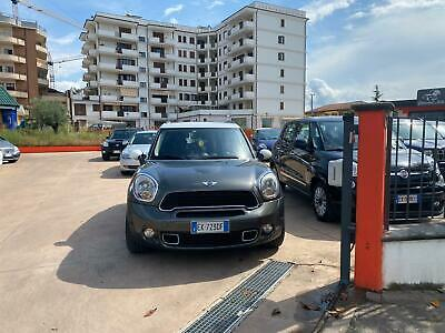 MINI Mini Countryman Mini Cooper SD Countryman ALL4