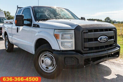 2013 Ford F-250 XL 2013 XL Used 6.2L V8 Pickup Truck extended cab work service tool boxes auto nice