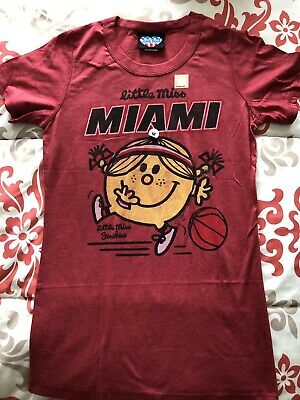Little Miss Sunshine Miami Graphic T Shirt Size M
