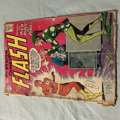 The FLASH #106 Silver Age 1959 DC Comics First GORILLA GRODD Appearance