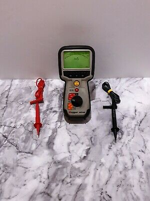 Megger MIT400 Insulation Tester With leads