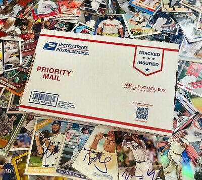 Mystery Baseball Card Box🔥100+ Cards 2010-2020 TOPPS, RC, STARS, INSERTS!